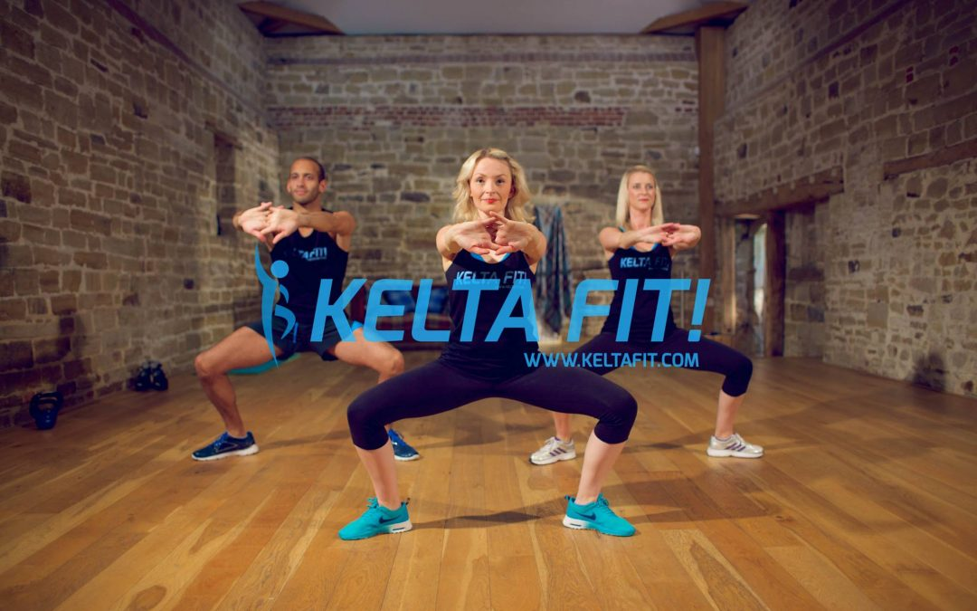 Kelta Fit – The Scottish Fitness DVD