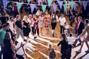 The Circassian Circle at your Wedding Ceilidh Licence To Ceilidh