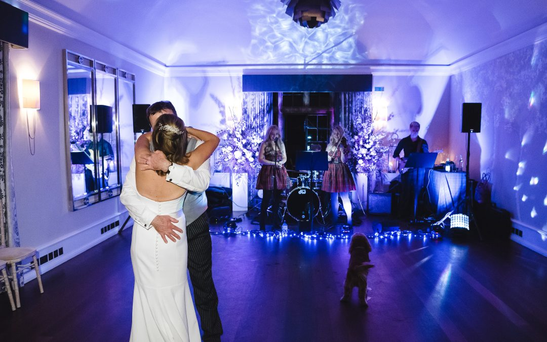 Why you should book a ceilidh for your Wedding band!