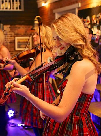 Fiddle Licence To Ceilidh