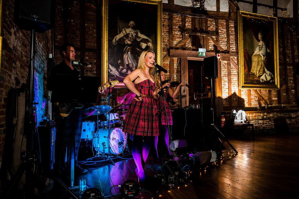 Larger Line-ups Licence To Ceilidh