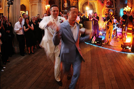 ceilidh wedding band london