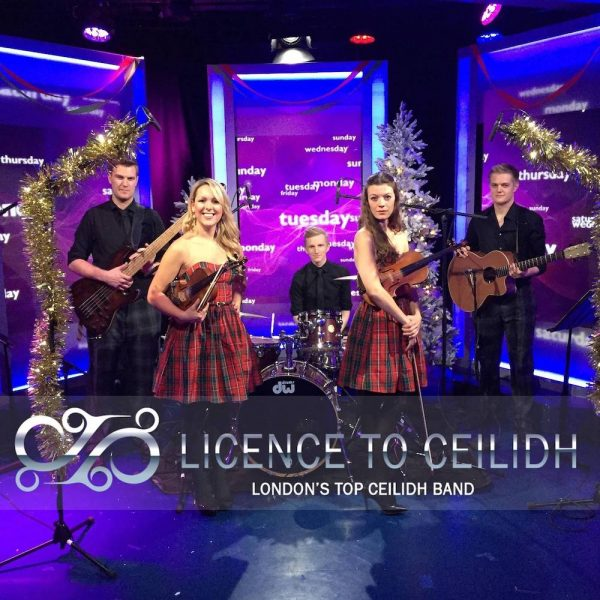 Licence to Ceilidh CD Download